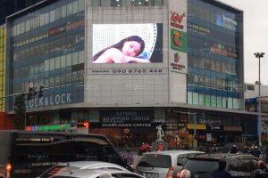 quảng cáo màn hình Led chúc mừng sinh nhật Jennie