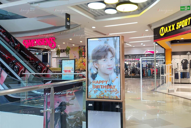 quảng cáo lcd chúc mừng sinh nhật na jaemin