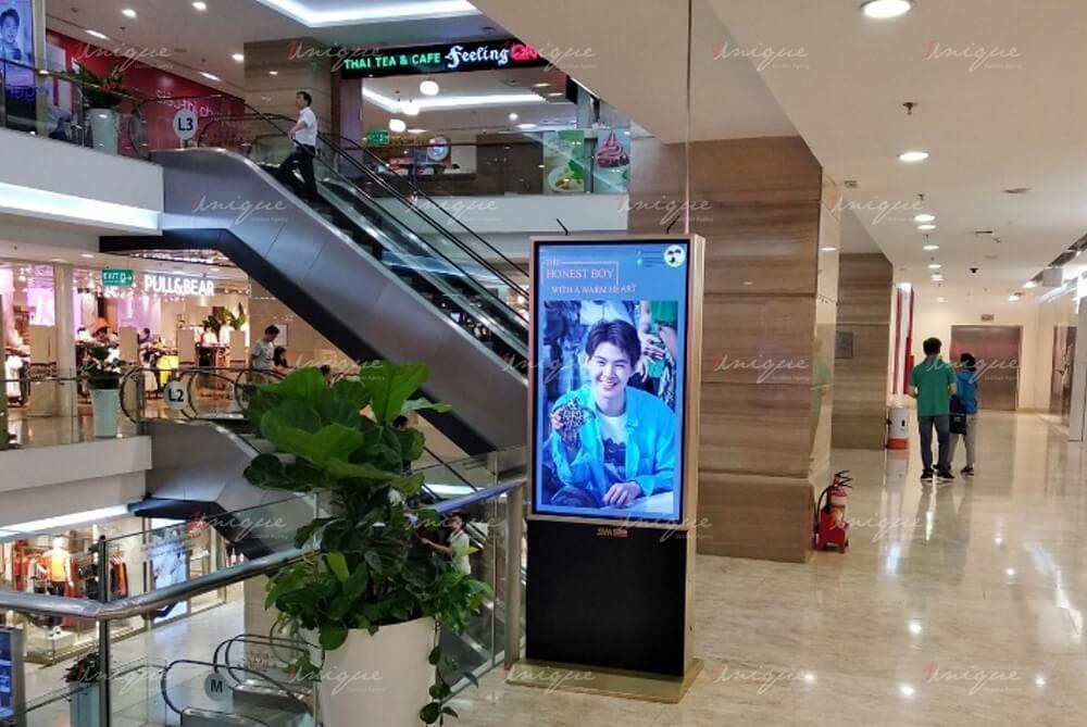 Project quảng cáo LCD chúc mừng sinh nhật idol Thái Lan Saint Suppapong