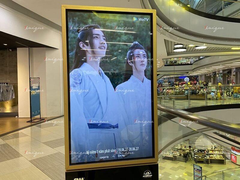 FC Trần Tình Lệnh quảng cáo Lcd chúc mừng phim một năm phát sóng