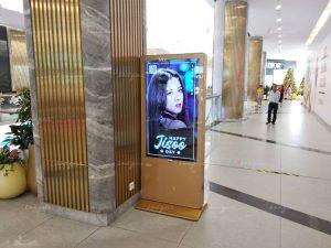 FC Jisooly quảng cáo Lcd chúc mừng sinh nhật Jisoo (BlackPink)